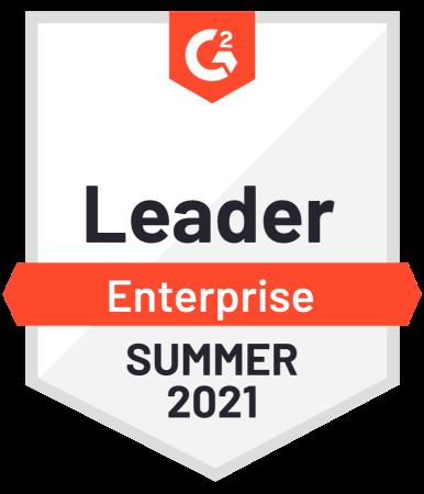 Varicent ICM is a 2021 G2 enterprise leader