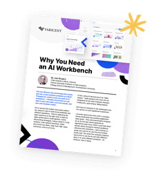 AI Workbench helps drive profitable growth for your sales organization