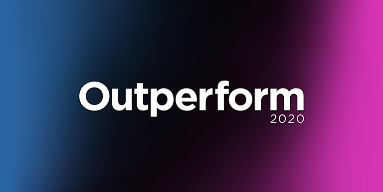 Outperform 2020
