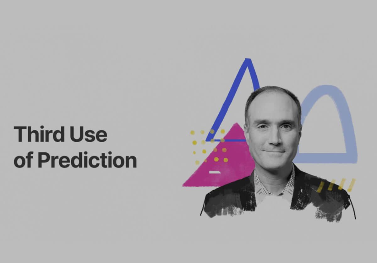 Video thumbnail - third use of prediction