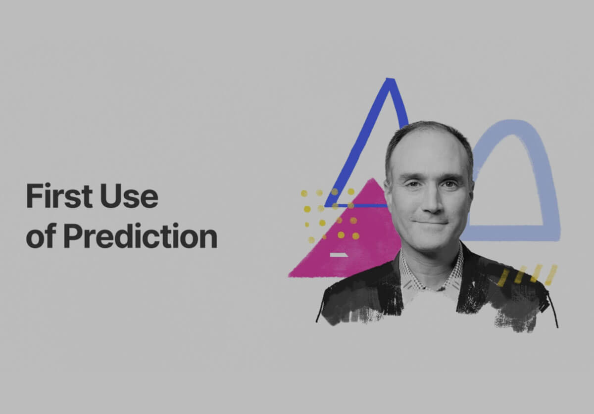 Video thumbnail - First use of prediction