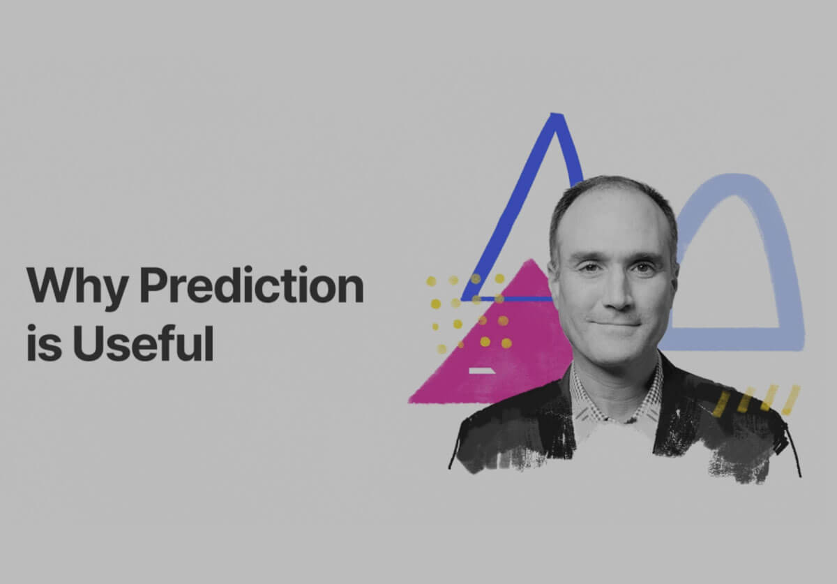 Video thumbnail - Why prediction is userful