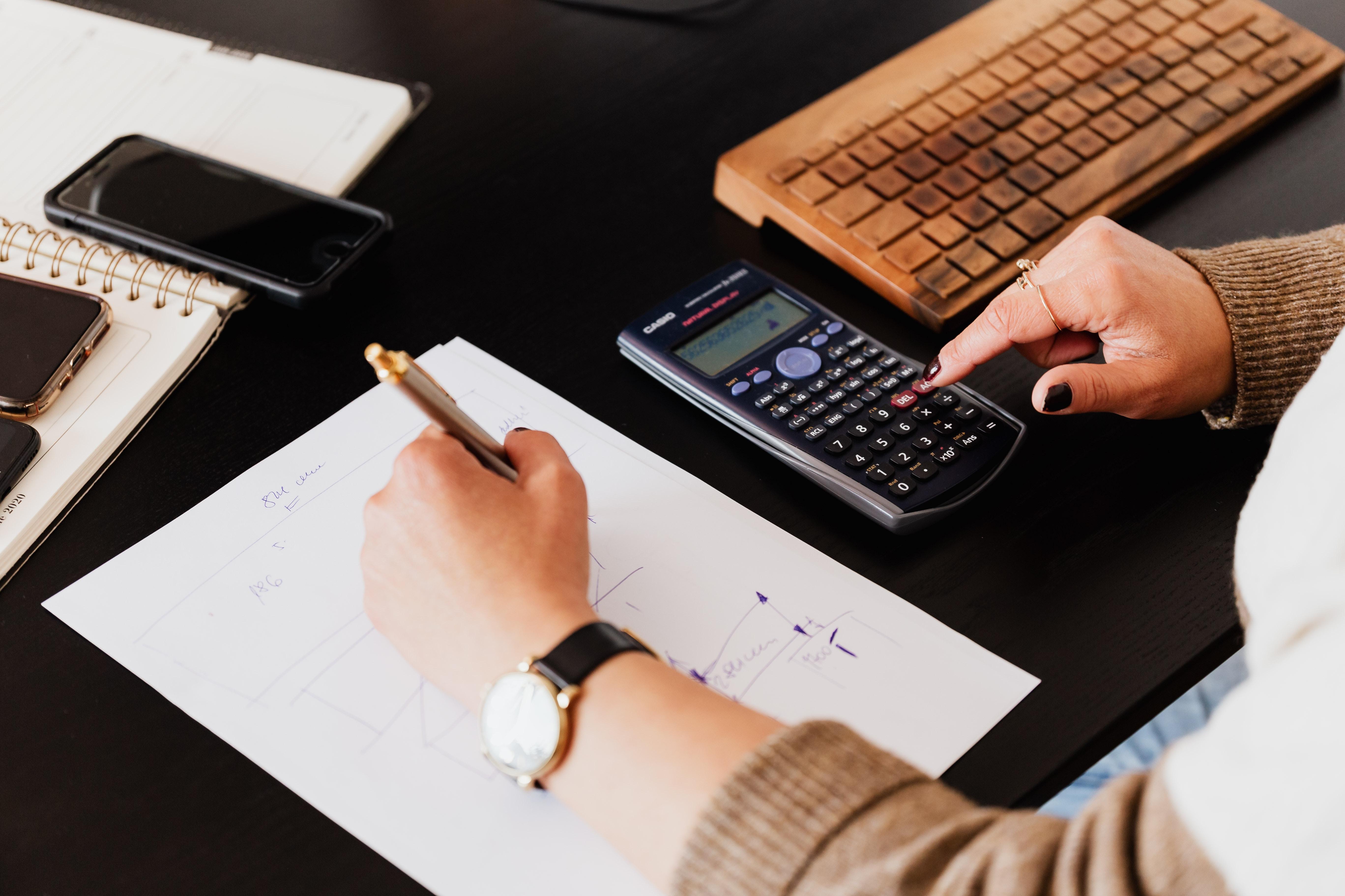 Measuring account health in sales
