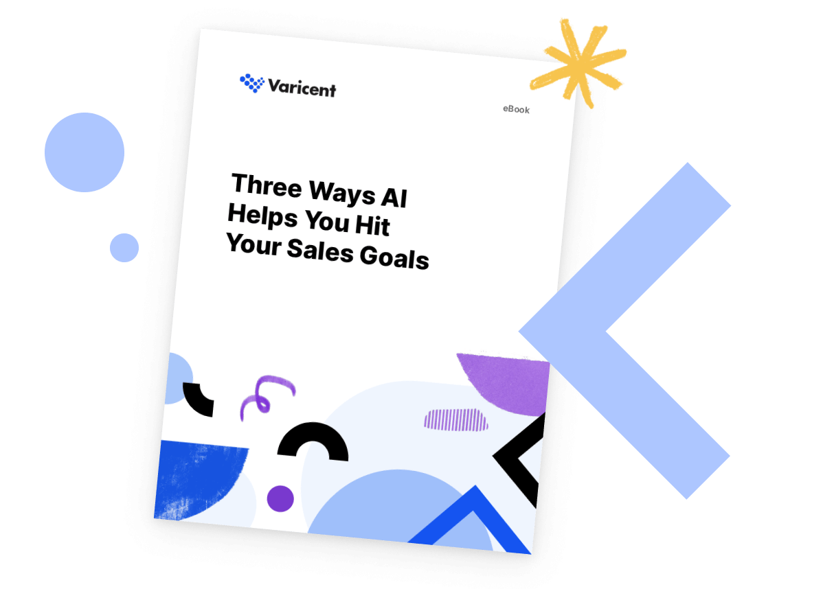 Three Ways AI Helps You Hit Your Sales Goals