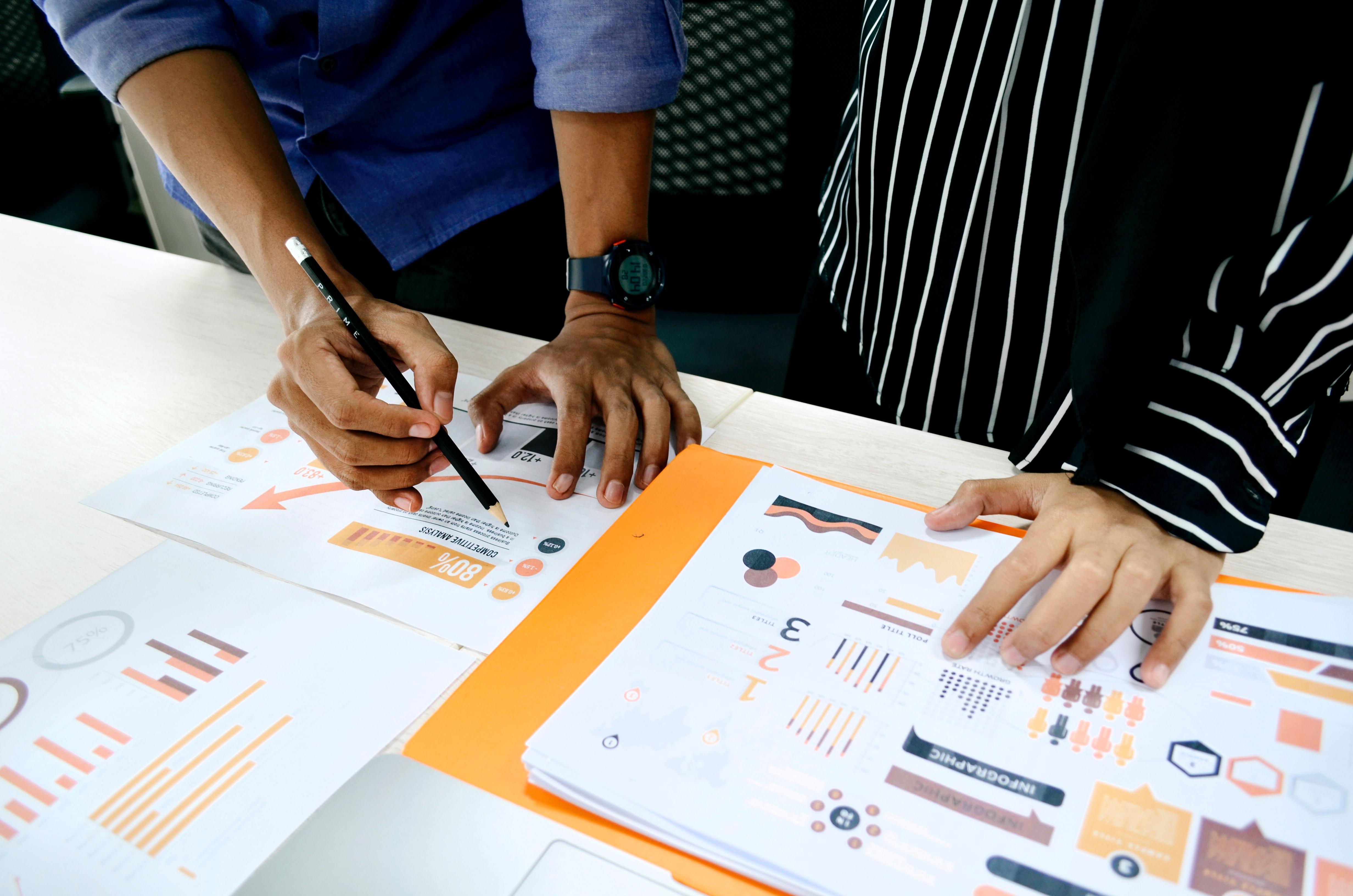 Sales compensation analysis