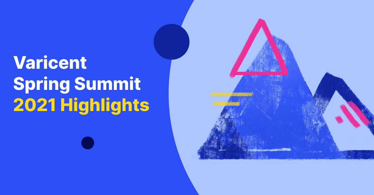 Exciting announcements from Varicent Spring Summit 2021